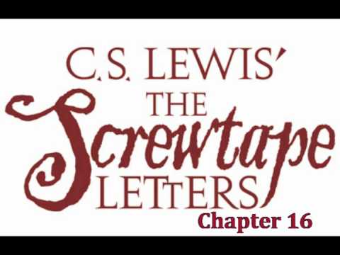 screwtape letters chapter 16