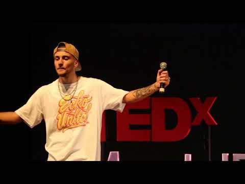 El beatbox y yo | Nicolas Figallo | TEDxMarDelPlata