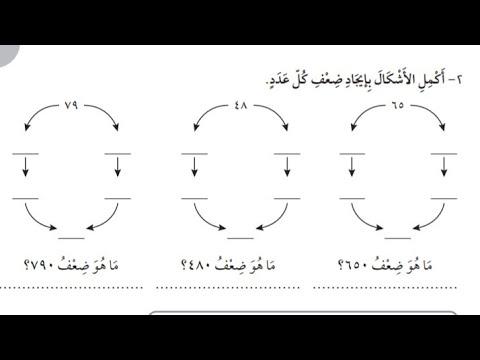 كتاب المعلم رياضيات رابع الفصل الثاني