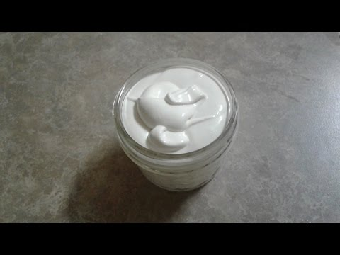 DIY skin-softening shea butter anti-wrinkle face and body cream