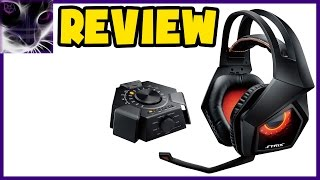 Asus STRIX 7.1 Headset - REVIEW & TESTING in GAME