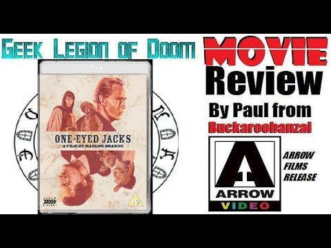 Download ONE-EYED JACKS ( 1961 Marlon Brando ) Western Action Movie Review 2017 Arrow Films