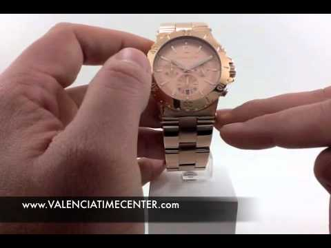8015a5c337421 Michael Kors Rose Gold Watches   Valencia Time Center - YouTube