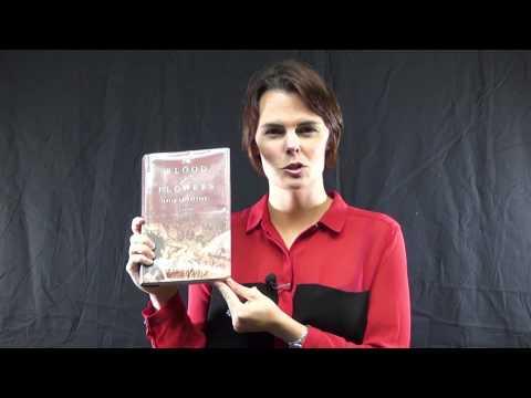 The Blood of Flowers I Anita Amirrezvani I BOOK BYTES