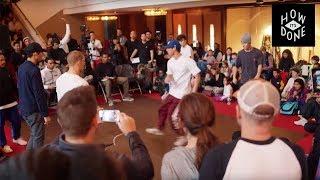 Top Notch 2017 Bboy Battle (Washington DC) **4K**
