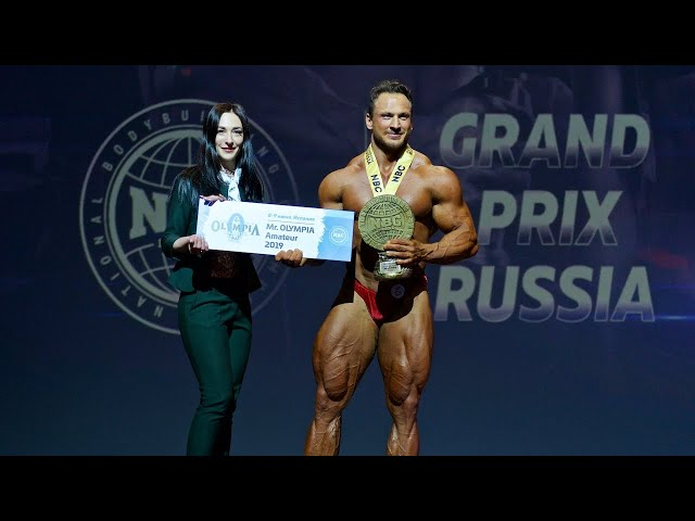 2019 Grand Prix Russia, National Bodybuilding Community - Bodybuilding Overall.