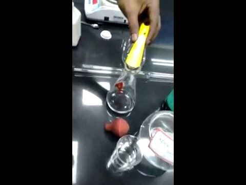 standardization of iron ii solution with kmno4 solution Titration of potassium permanganate (kmno 4) against mohr's salt solution preparation of standard solution of mohr's salt[250 ml m/20 (005 m) solution] the molecular mass of mohr's salt is, feso 4 (nh 4 ) 2 so 4 6h 2 o= 392.