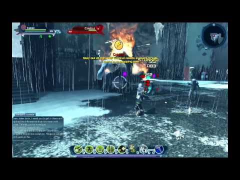 DC Universe Online – Mr Freeze – Nature/Rifle Gameplay