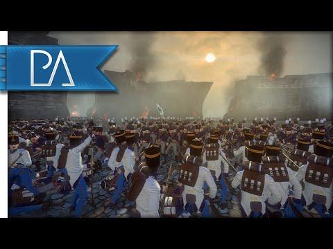 SIEGE OF BAYONETS - Napoleon Total War Gameplay