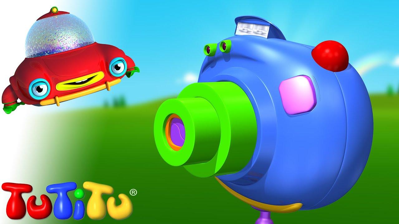 Câmera   Aprenda a construir brinquedos com o TuTiTu