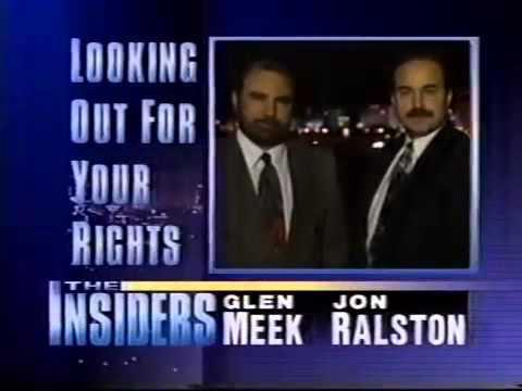 """KTNV """"Insiders"""" promo [1994]"""