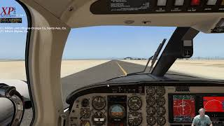 X-Plane Streaming Adventures: Mini Review Featuring Piper Cheyenne II by Carenado