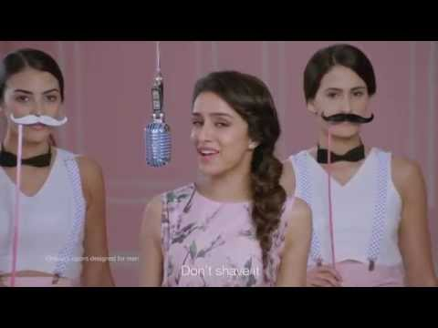 Veet Creams- The Quick and Pain-Free Way for Hair Removal