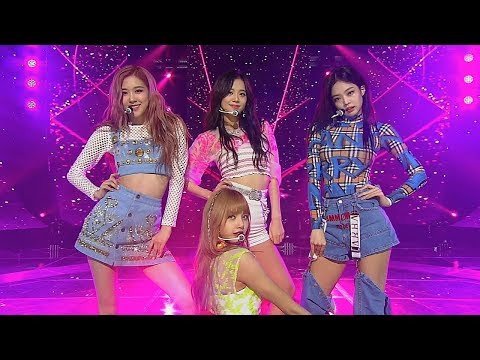 《DREAMLIKE》 BLACKPINK(블랙핑크) - FOREVER YOUNG @인기가요 Inkigayo 20180722