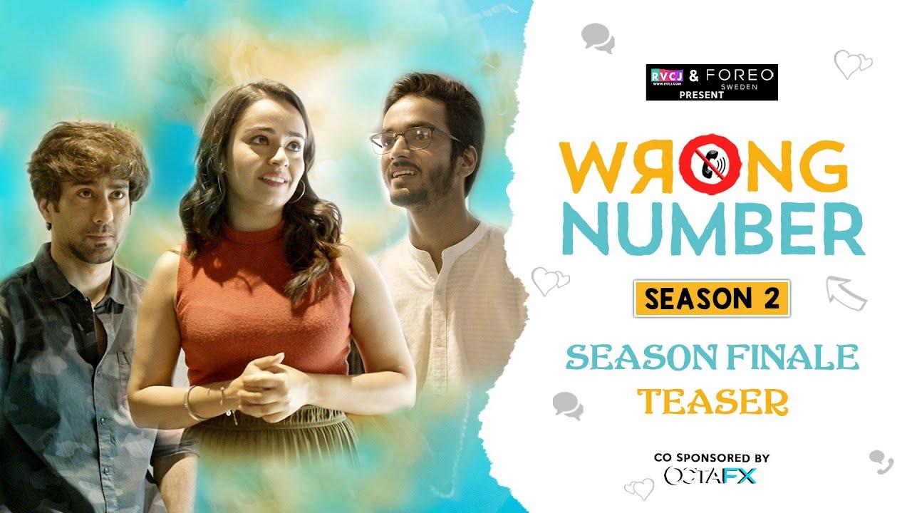 Wrong Number S02 | Season Finale & Song Teaser | Sonu Nigam | RVCJ Originals