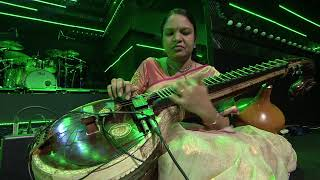 Veena and Sitar jugal live A.R.Rahman Asad Khan Punya Srinivas