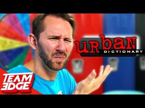 Urban Dictionary Challenge!!