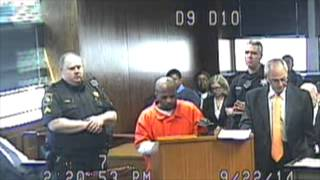 Video: Judge sentences Stanley Harrison to life in prison in first-degree murder of  Shandar Turner