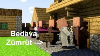 Minecraft Türkçeleştirdiğim Animasyon Clash Of