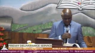 MCF Friday Deliverance Service Live (Ps Tom Mugerwa) - 16-Nov-2018