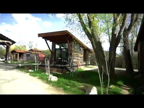 Fireside Resort Luxury Cabins