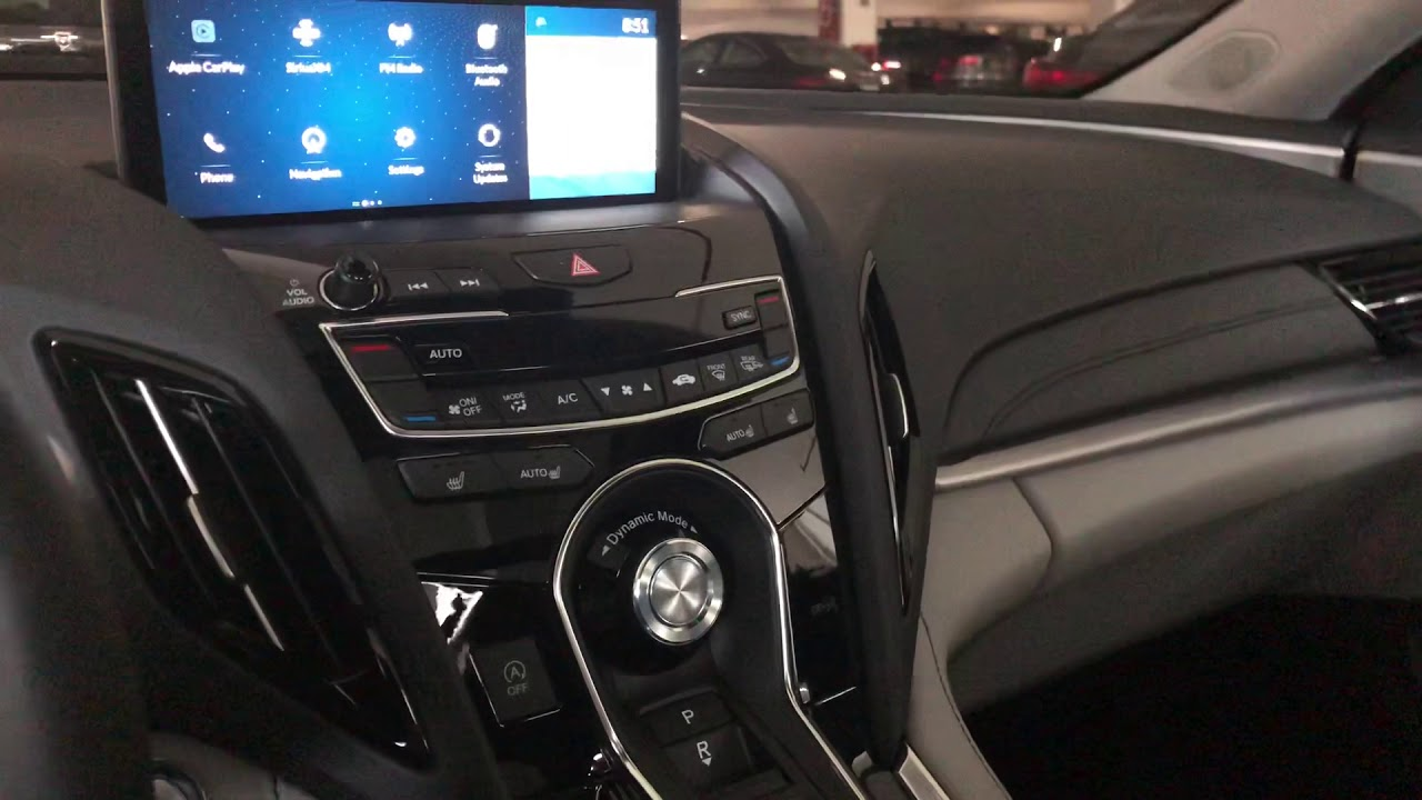 Infotainment System Issues with Carplay - AcuraZine - Acura