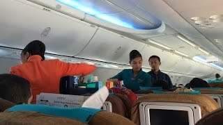 GARUDA INDONESIA | FLIGHT REVIEW GA307 SURABAYA TO JAKARTA