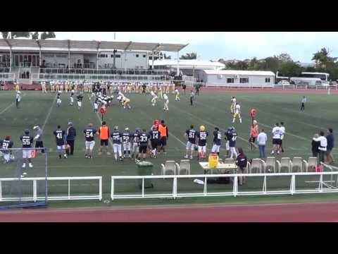 Big Hit - American Football (gridiron)