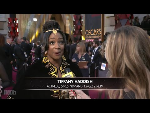 Tify Haddish Dishes on Jordan Peele, Paul Thomas Anderson, and 'Uncle Drew'