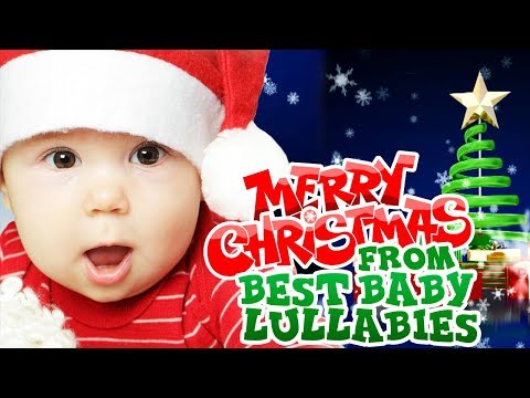 SILENT NIGHT Songs To Sing & Put A Baby To Sleep Lyrics Baby Lullaby Lullabies Bedtime Music