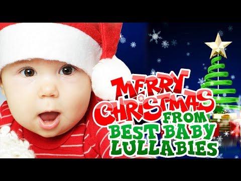 SILENT NIGHT Songs To Sing & Put A Baby To Sleep Lyrics Baby Lullaby Lullabies Bedtime Music