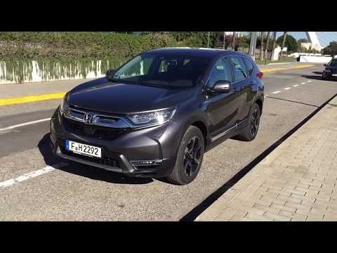 Honda CR-V Hybrid  POV Fast WALKAROUND and DRIVE