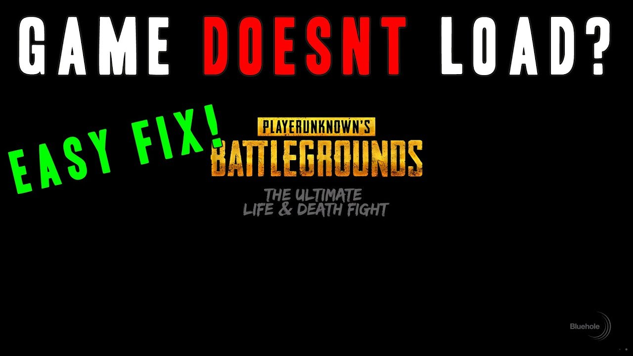 Pubg stuck on loading screen | PUBG freeze fix / loading screen