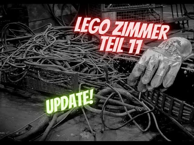 Bau meines LEGO Zimmers Teil 11 - Update