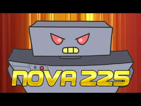 Nova 225 - Gunston Middle School Creative Project