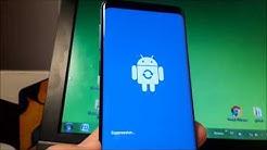 Contourner la vérification de compte google sur Galaxy S9 /S9plus( bypass FRP google account).