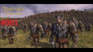 Let´s Play Third Age Total War(Mordor) #001 / Der dunkle Herrscher ist zurück