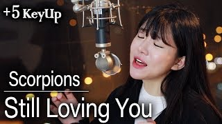 (+5 key up) Still Loving You - Scorpions | Bubble Dia