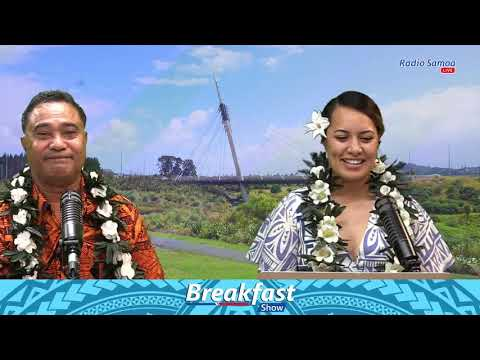 Breakfast Show, 07 MAY 2021 - Radio Samoa