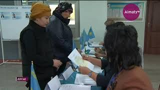 Алматинцев призвали активнее участвовать в голосовании в день выборов президента (10.04.19)