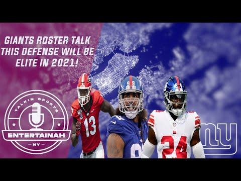 New York Giants | Why the Giants defense will be a TOP 5 unit in the NFL in 2021!