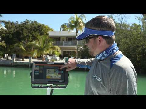 Lowrance HDS Gen 3 - Building Custom Pages