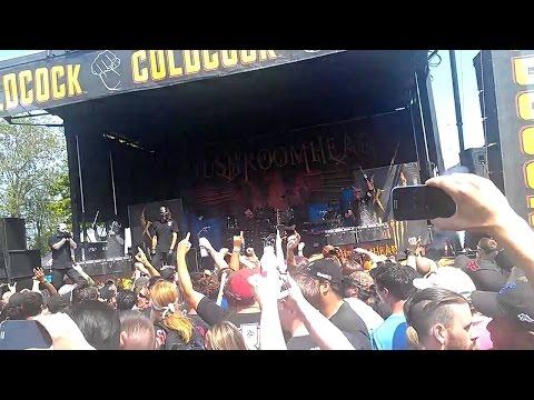 Concert 1- Rockstar Mayhem Festival 2014- Toronto,Ontario