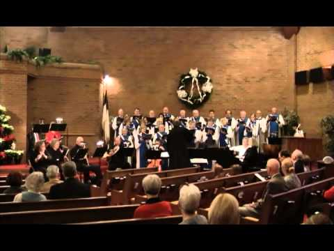 Heritage Baptist Church Choir Cantata 12/22/13