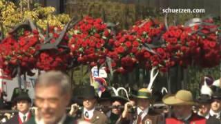 Um Tirols Freiheit - Landesfestumzug Innsbruck 2009 - offizielles Video SSB