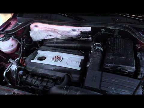 Tiguan TSI Engine Ticking Noise
