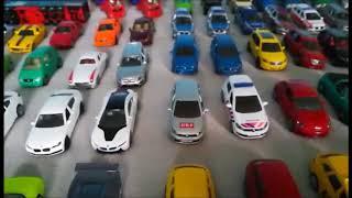 Meine GESAMTE Siku-Sammlung (230 Fahrzeuge)!