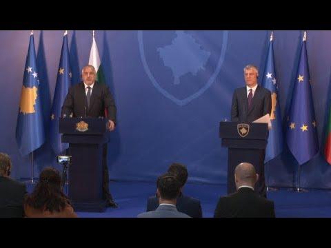 Konferenca Thaçi-Borissov (Drejtpërdrejt)