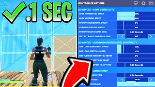 HOW to 2x Your EDITING Speed INSTANTLY! Fortnite Ps4/Xbox! (Fortnite Console/Xbox/Ps4 BEST Settings)