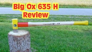 Big Ox Maul Review by Gedore Ochsenkopf OX 635 H